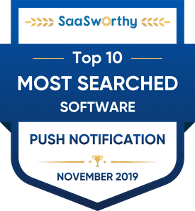 most searched push notification
